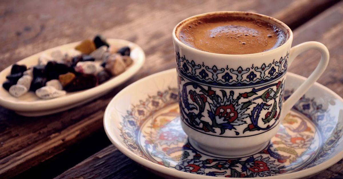Café en Turquie - image